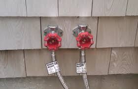 How To Shut Off Outside Water Faucet For Winter Hardscaping 101 Outdoor Showers Gardenista