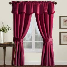 amazon com united curtain burlington blackout window curtain five