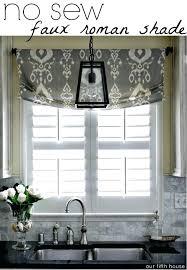 window treatment ideas for kitchens kitchen window treatment window treatments for kitchens