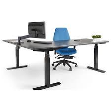 bureau ajustable mobilier de bureau ibiom