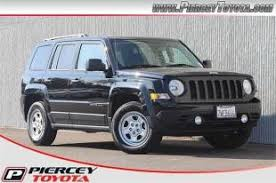 pre owned jeep patriot used jeep patriot for sale near me cars com