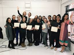 make up school nyc my i my inspiration for our 5 week program