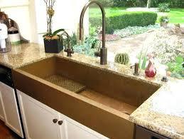 granite composite farmhouse sink granite composite farmhouse sink 408185 0 8 8182 eclectic kitchenjpg
