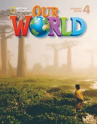 our world coursebook workbook with audio cd book 4 by dr