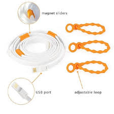 wholesale luminoodle led rope lights for cing hiking safety