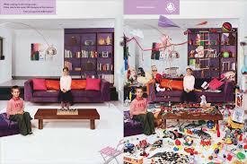 living room with kids interior design