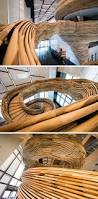 wooden wonders you u0027ve never seen a staircase quite like this