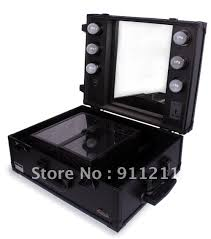 professional makeup lighting portable travel makeup cases ideas pictures tips about make up