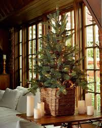 Country Decorations For Christmas Tree by Best 25 Artificial Christmas Trees Ideas On Pinterest Christmas