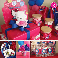 Hello Kitty Party Decorations Hello Kitty Party Perfect For A Sweet 16 B Lovely Events