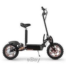 trottinette electrique avec siege scooter tout terrain trottinette électrique 32km h selle batterie