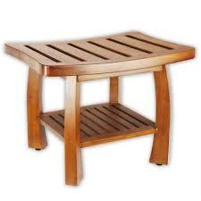 buy teak bath benches from bed bath u0026 beyond
