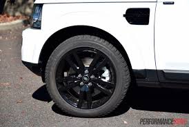 range rover black rims 2016 land rover discovery sdv6 hse review video performancedrive