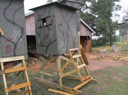 Building A Hunting Blind 111 Best A Love For Hunting Blinds Diy Images On Pinterest