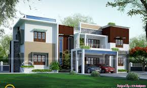 roof small modern house plans flat roof beautiful flat roof