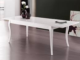 Table Ronde Extensible Blanche by Table Manger Extensible Design Tables à Manger Mycreationdesign