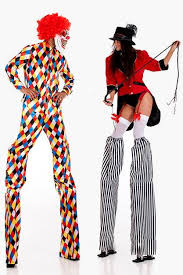 clown stilts 38 best circus circus images on circus circus cirque