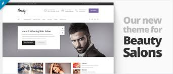 hairpress wordpress theme for hair salons by proteusthemes