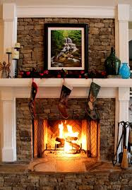 love the wood mixed with the fireplace adn the slate hearth whats