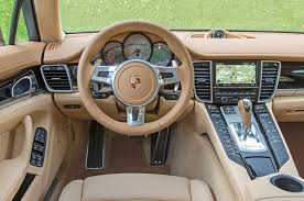 Porsche Panamera 2009 2016 Interior Autocar