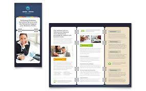 publisher catalog template microsoft office tri fold brochure
