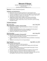 resume entry level objective examples cover letter resume objective examples for receptionist resume