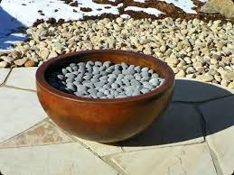 Concrete Fire Pit by Custom U0027sanitas U0027 Concrete Firepit By Concrete Pete Custommade Com