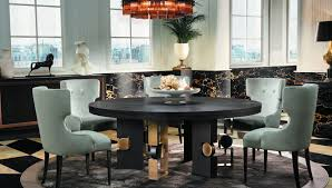 rodrigo circular dining table luxdeco com
