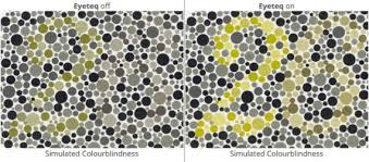 colour blindness could be solved for tv viewers through this