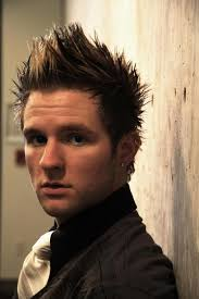 spiked looks for medium hair cool spiky hairstyles for guys hair color ideas and styles for 2018