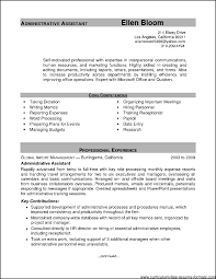 Sample Resume For Office Work by Sample Resume Office Assistant Free Samples Examples U0026 Format