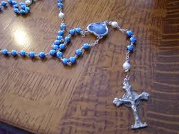 my rosary picking paint and mysteries in the hardware store stories for