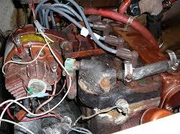 external regulator on motorola 35 amp alternator moyer marine