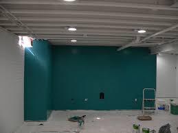 diy basement ceiling ideas design creative basement ceiling
