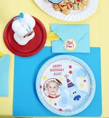 blue u0027s clues party birthday express