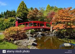 Botanic Gardens Hobart Japanese Garden In The Royal Tasmanian Botanical Gardens In Hobart