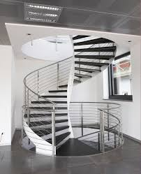 metal spiral staircase for railing ideas u2014 new decoration