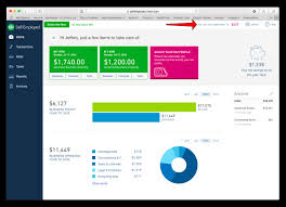 quickbooks self employed a much improved business finance app