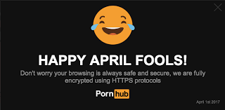 Pornhub Meme - pornhub scares everyone to death with its terrifying april fools