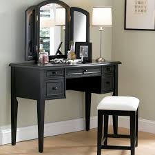 Ikea Vanity Table by Bedroom Oak Wood Ikea Vanity Set With Swing Mirror Vanity And Stools