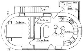 polynesian style earthbag house plans