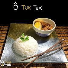 cuisine toulouse porc au caramel o tuk tuk food truck toulouse cuisine