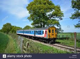 network class network southeast liveried class 205 thumper passes penson s