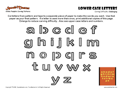 halloween lettering templates free pumpkin carving patterns and free pumpkin carving stencils by