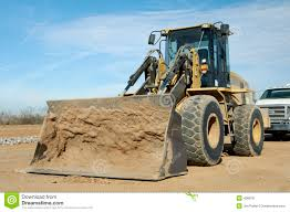 front end loader royalty free stock image image 408676