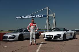 Audi R8 Gt Spyder - allan mcnish audi r8 lms launch of r8 gt spyder eurocar news