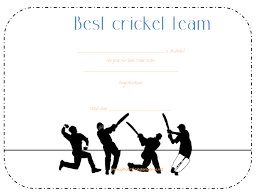 ffa certificate template best cricket team award certificate template award certificate