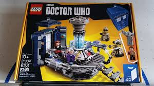 build a doctor brit product review lego ideas doctor who playset build review