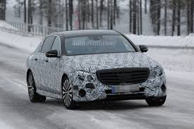 2018 mercedes maybach e class spied autoevolution