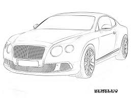 printable coloring pages exotic cars cooloring luxury cars